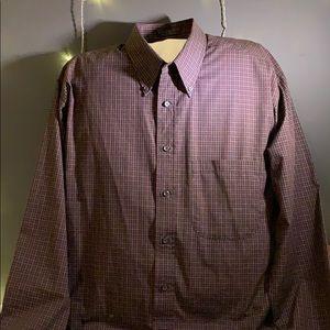 Oleg Cassini men's dress shirt.